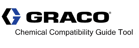 Graco Chemical Compatibility Tool